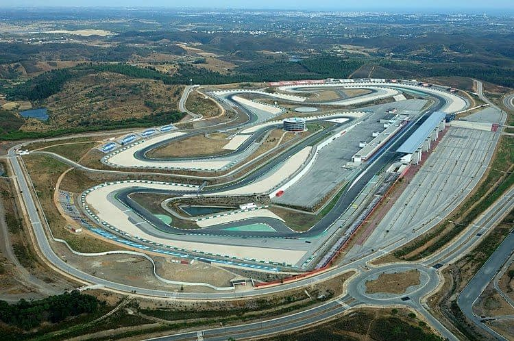 Formule 1 Grand Prix Algarve