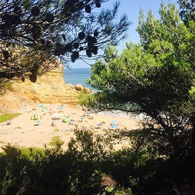 Onze top 5 stranden in de Algarve
