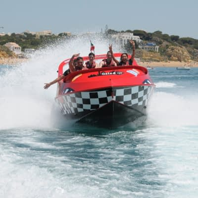 Jetboat Ride Albufeira